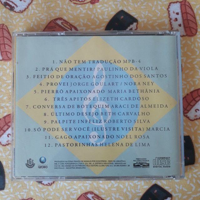 CD Noel Rosa - MPB Compositores - Foto 3
