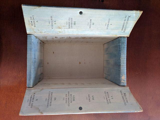 Box oratório Milton Nascimento * Artigo RARO* - Foto 4