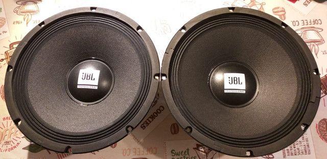 Alto Falante JBL e ETM 10 polegadas Cone Seco - Foto 4