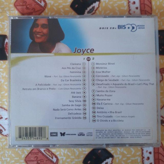 CD Joyce - Bis Bossa Nova - Foto 4