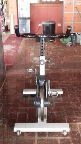 Bicicleta ergométrica e spining - Foto 2
