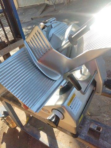 Fatiador Prix lâmina de 35 cm automático semi novo  - Foto 2