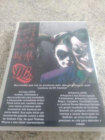 Box Coringa & Arlequina - Foto 2