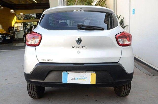 Renault Kwid Zen 1.0 Flex Manual  - Foto 5