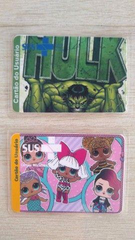 Cartão SUS Personalizado  - Foto 2