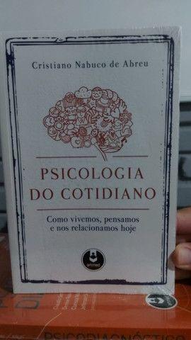 7 Livros de Psicologia  - Foto 2