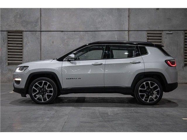 Jeep Compass 2018 2.0 16v flex limited automático - Foto 5