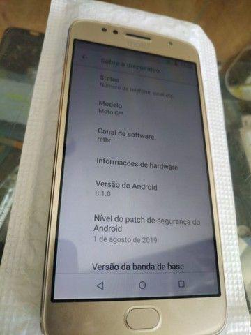 Moto G5S Dourado - Foto 2