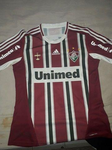 Camisa do Fluminense 2009 - Foto 5