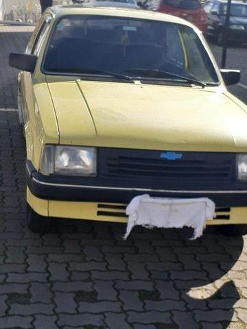 Chevette Dl 1991 1.6 carburado - carro de coleção - Foto 6