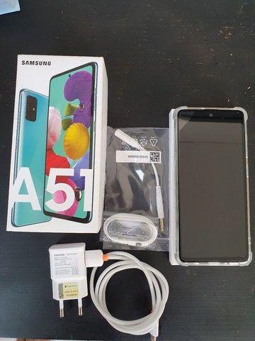 Samsung A51 novo na caixa - Foto 2
