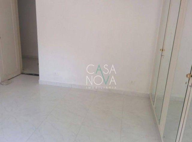 Apartamento com 3 dormitórios à venda, 135 m² por R$ 500.000,00 - Gonzaga - Santos/SP - Foto 16