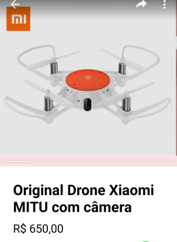 Original Drone Xiaomi MITU