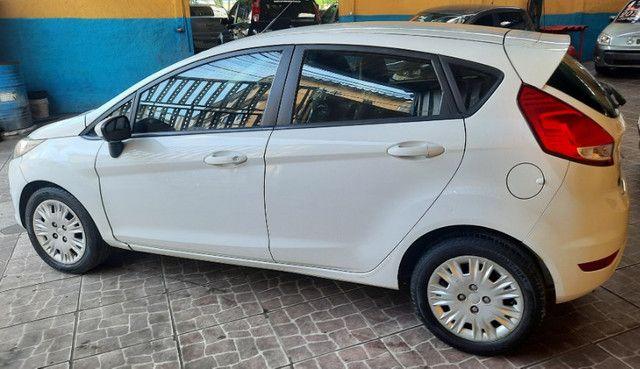 Fiesta New 1.5 muuuito novinho com gnv 2021 pago - Foto 6
