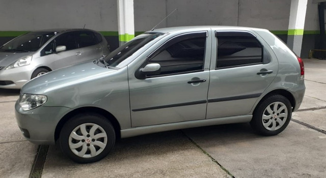 Fiat Palio Economy completo+gnv - Foto 7