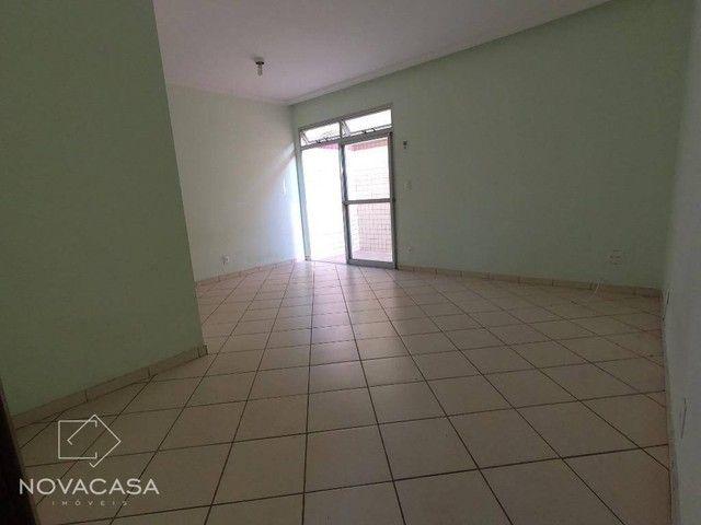 Apartamento Garden com 3 dormitórios para alugar, 97 m² por R$ 1.485/mês - Heliópolis - Be - Foto 2