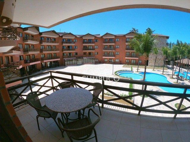 Apartamento com 1 dormitório à venda, 46 m² por R$ 285.000,00 - Cumbuco - Caucaia/CE