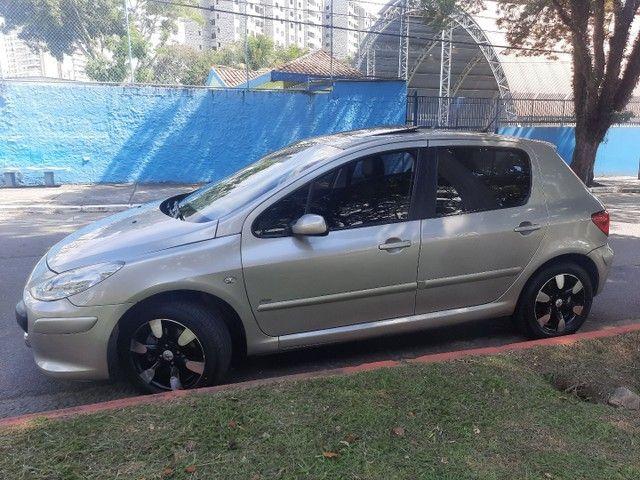 Peugeot 307 Premium Teto Automático Top!!! - Foto 6