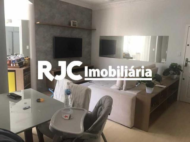 Apartamento à venda com 3 dormitórios em Rio comprido, Rio de janeiro cod:MBAP33336 - Foto 2