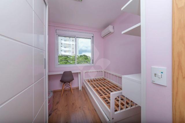 Apartamento à venda com 3 dormitórios em Jardim lindóia, Porto alegre cod:8954 - Foto 7