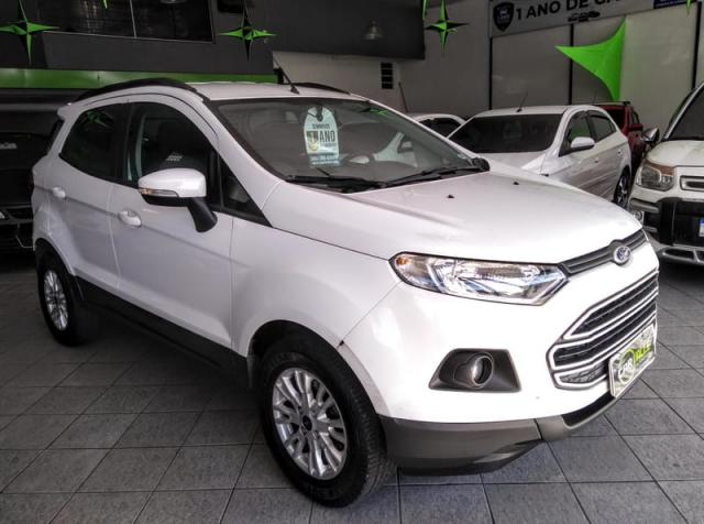 Ford Ecosport SE 1.6 Completo