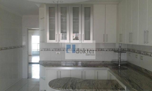 Apartamento para alugar, 186 m² por R$ 3.465,00/mês - Freguesia do Ó - São Paulo/SP - Foto 5