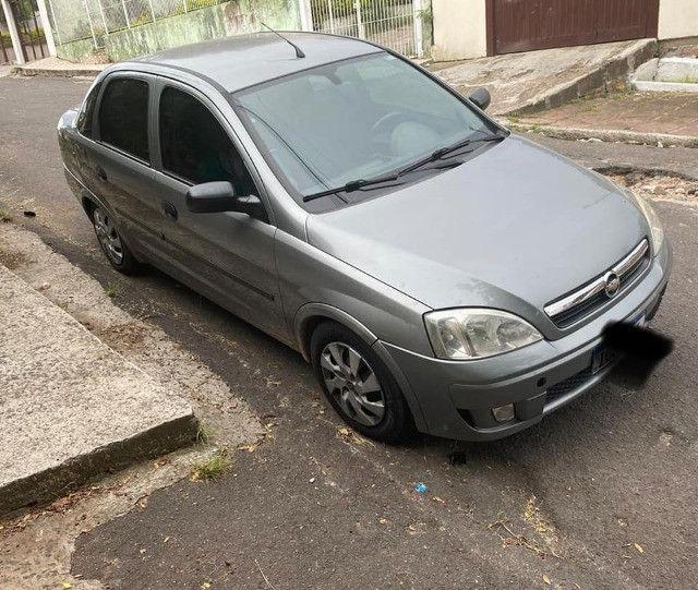Vendo Corsa Sedan Maxx 1.4 Completo 2009 - Foto 8