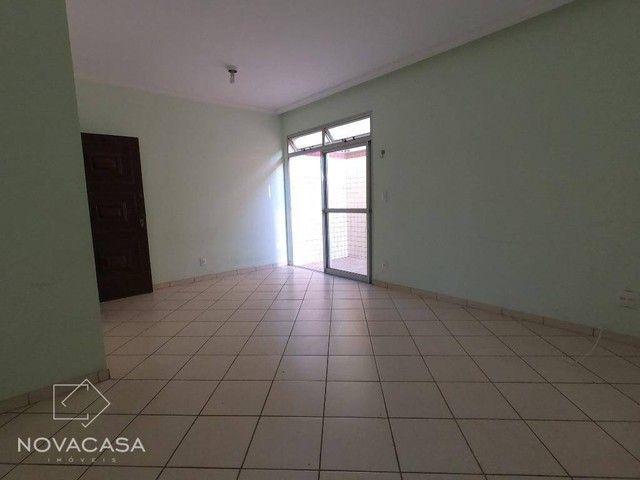 Apartamento Garden com 3 dormitórios para alugar, 97 m² por R$ 1.485/mês - Heliópolis - Be - Foto 4