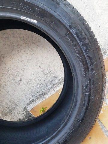 Pneu Bridgestone Turanza EL400 2 - 205/55/16  - ((Semi Novo ))- pouquissimo uso