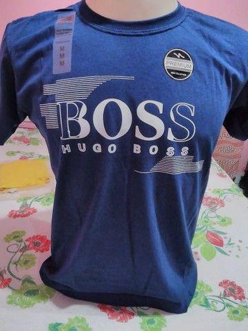 Vendo blusas masculino p m g e gg - Foto 2