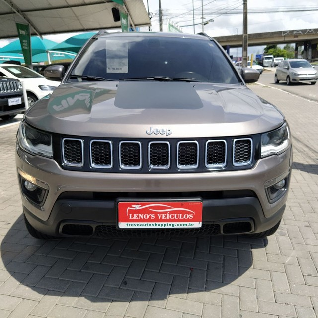 Jeep Compass 2.0 Longitude 2018 Trail Rated 4x4 Diesel Automática - Foto 2
