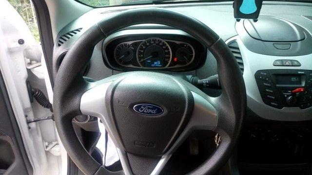 Ford Ka hatch 2015 1.0 Flex - Completo - Foto 7