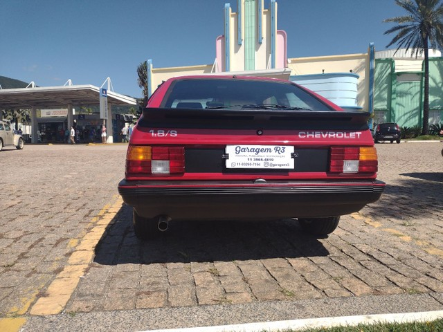 """Chevrolet Monza SR 1.8 1986 """"Bonanza"""" - Foto 4"""