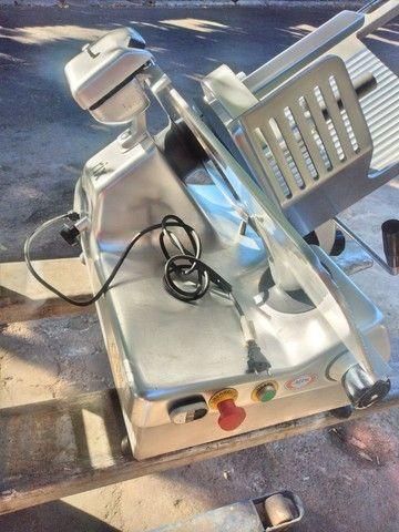 Fatiador Prix lâmina de 35 cm automático semi novo  - Foto 3