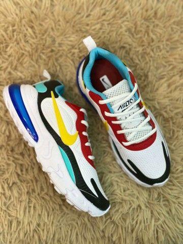 Tênis Nike React ( 38 ao 43 ) -- 4 Cores Disponíveis  - Foto 2