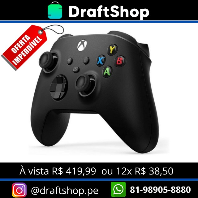 Controle Xbox serie S e Serie X - Foto 3
