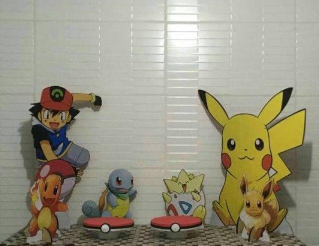 Vendo decoração do Pokémon - Foto 2