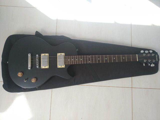 Guitarra Thomaz 80 e Amplificador