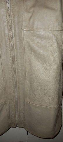 Jaqueta de couro legitimo  - Foto 3