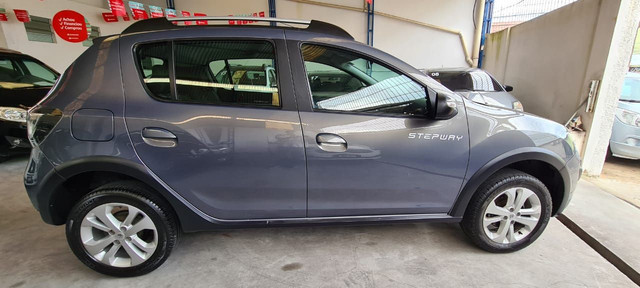 Renault Sandero Stepway dynamique 17/18 manual - Foto 19