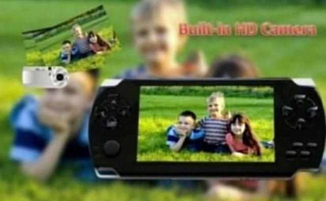 game portatil mp5 multijogos diversao garantida - Foto 2