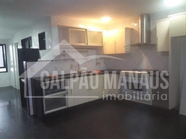 Apartamento Ed. Michelângelo - 4 suítes - Adrianopólis - APL10,. - Foto 3