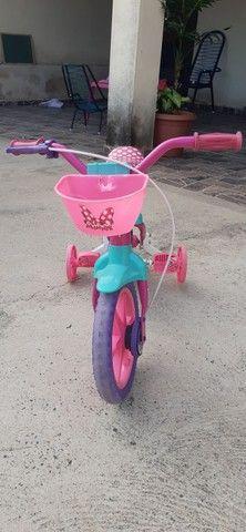 Bicicleta Caloi da minie aro 12