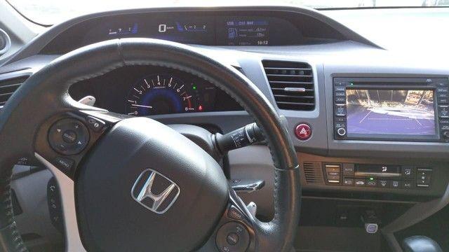 Impecável Honda Civic exs - Foto 14