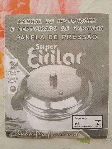 Panela de pressão profissional 22 Litros - Foto 6