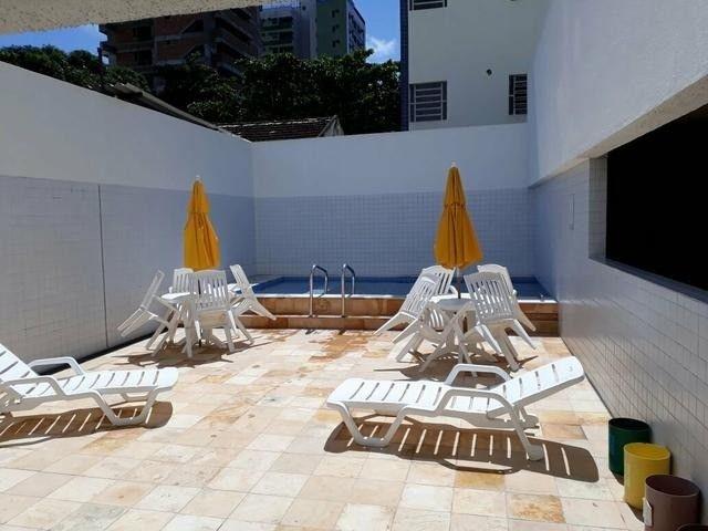 BATA01 - Apartamento à venda, 3 quartos, sendo 1 suíte, lazer, no Torreão