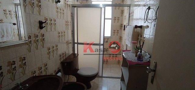 Apartamento com 2 dormitórios à venda, 71 m² por R$ 365.000,00 - José Menino - Santos/SP - Foto 19