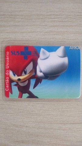 Cartão SUS Personalizado