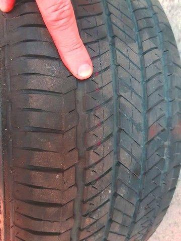 Pneu Bridgestone Turanza EL400 2 - 205/55/16  - ((Semi Novo ))- pouquissimo uso - Foto 4