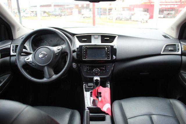 Nissan Sentra SV 2.0 AT. 2020 - Taxas à partir de 0.84% - Foto 7